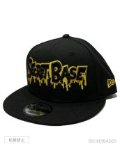 画像1: New Era × SECRETBASE 9FIFTY CAP Yellow Ver (1)