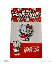 画像3: HELLO KITTY X-RAY PINS RED Ver. (3)
