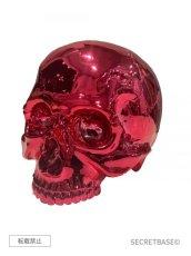 画像1: 1/1 SKULL HEAD CHROME ROSE PINK Ver. (1)