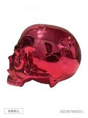 画像3: 1/1 SKULL HEAD CHROME ROSE PINK Ver. (3)