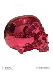 画像4: 1/1 SKULL HEAD CHROME ROSE PINK Ver. (4)