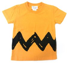"画像1: PEANUTS別注 CHARLIE BROWN"" T-SHIRTS (dear Sons & Daughters) PEANUTS YELLOW (1)"
