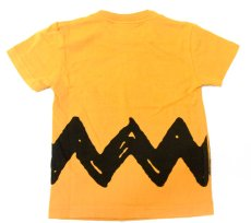 "画像2: PEANUTS別注 CHARLIE BROWN"" T-SHIRTS (dear Sons & Daughters) PEANUTS YELLOW (2)"