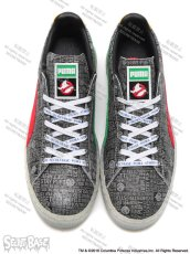 "画像2: atmos × SECRETBASE × PUMA SUEDE ""GHOSTBUSTERS"" NORMAL PACK BLACK (2)"