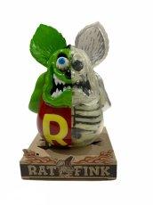 画像5: RAT FINK X-RAY FULL COLOR G.I.D MONSTER GREEN ver. (5)