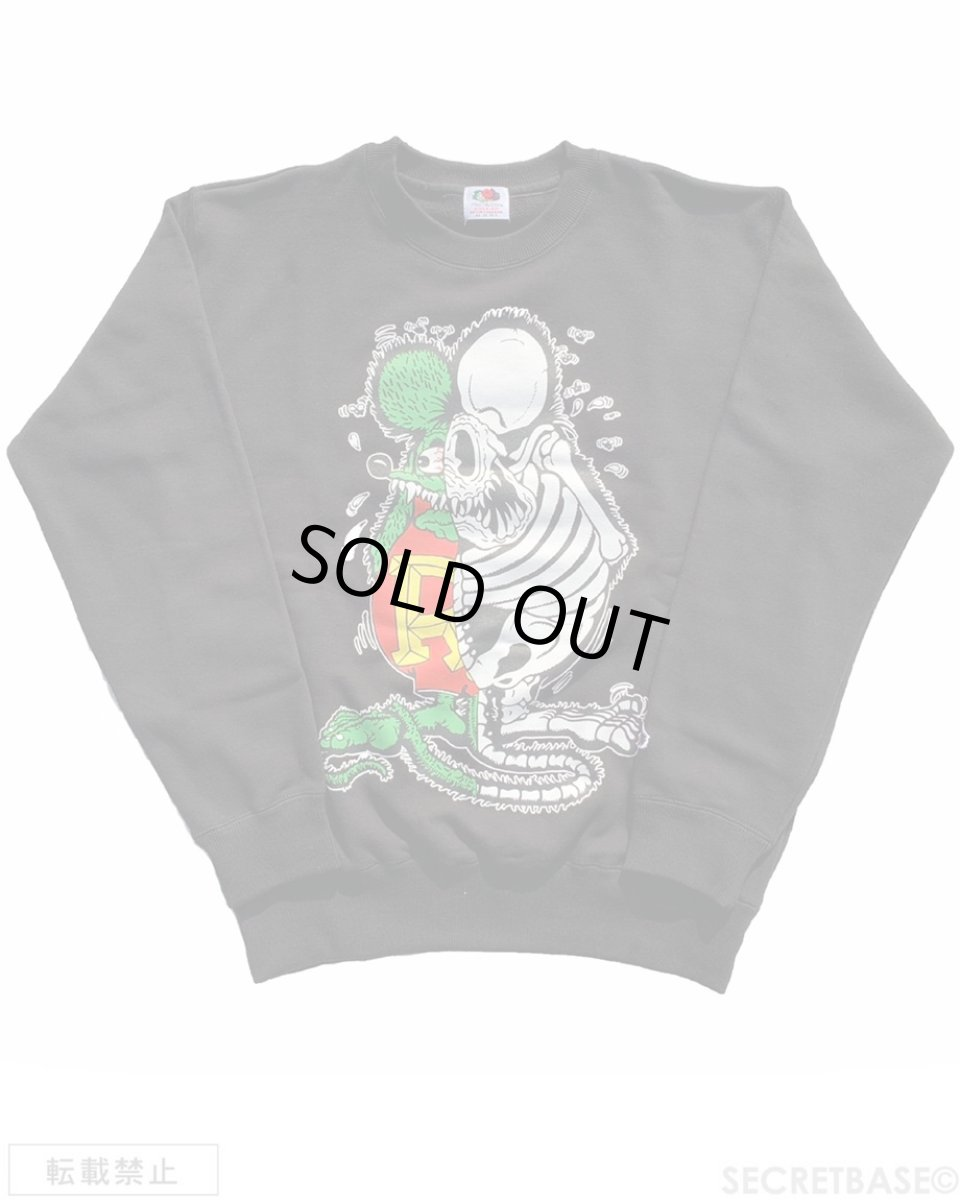 画像1: RAT FINK  Crew Neck Sweat (1)