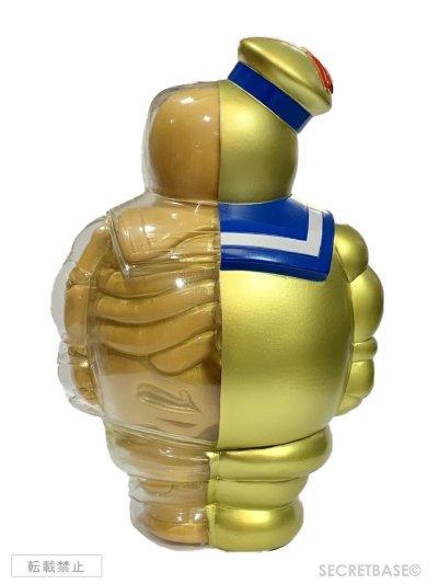 画像3: 35th Anniversary GHOSTBUSTERS MARSHMALLOW MAN  X-RAY Full color White Gold Ver.