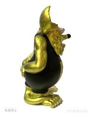 画像2: RAT FINK X-RAY FULL COLOR Matte Black Gold ver. (2)