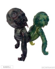 画像3: blaastbeet trahjedee sslittttharrs ah shhwwaaan sssohnn siameseORM! 2019 feb14 skullORM (the SkullPirateSerpent) patchWerk marbHouse Vers created by pushead sculpted by betch (3)