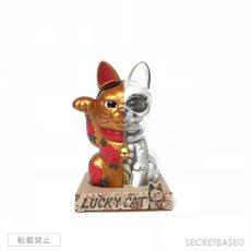 画像5: LUCKY CAT X-RAY FULL COLOR  GOLD (5)