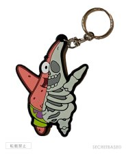 画像1: X-RAY  PATRICK RUBBER KEY HOLDER (G.I.D) (1)