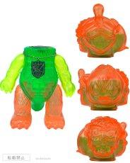 画像4: ЯOR 精密機械怪獣 - Magnet Monster with bonus mini toy (4)