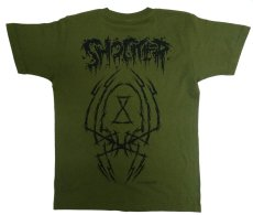 画像2: PUSHEAD ALLOVER T-SHIRT SB Ver. CITY GREEN (2)