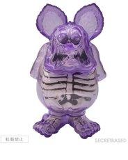 画像1: RAT FINK X-RAY NEON PURPLE ver. (1)