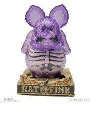画像4: RAT FINK X-RAY NEON PURPLE ver. (4)