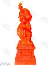 画像2: Liberty Grin Black Light Magic (with BASE) Orange (2)