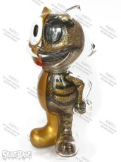 画像2: FELIX THE CAT X-RAY FULL COLOR GOLD (2)