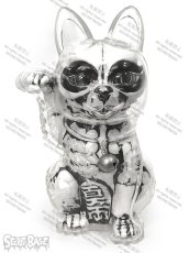 画像1: LUCKY CAT X-RAY WHITE (1)