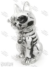 画像2: LUCKY CAT X-RAY WHITE (2)