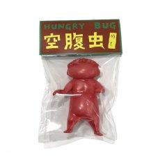 画像3: ギョーザ男(ソフビ人形)・赤 [アニメ化記念] (3)