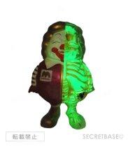 画像7: MC SUPER SIZED X-RAY FULL COLOR METALIC GOLD G.I.D Ver. (7)