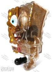 画像3: X-RAY SPONGE BOB FULL COLOR GOLD POUCH SET (3)