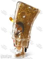 画像4: X-RAY SPONGE BOB FULL COLOR GOLD POUCH SET (4)
