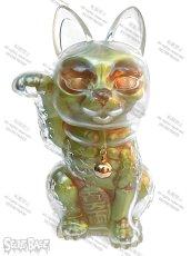 画像1: LUCKY CAT X-RAY GOLD (1)
