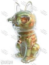 画像2: LUCKY CAT X-RAY GOLD (2)