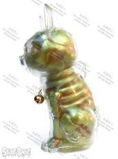 画像3: LUCKY CAT X-RAY GOLD (3)