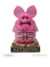 画像5: RAT FINK X-RAY NEON PINK CLEAR ver. (5)