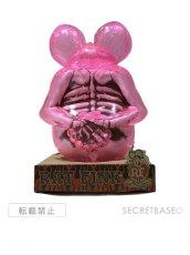 画像7: RAT FINK X-RAY NEON PINK CLEAR ver. (7)