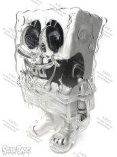 画像2: X-RAY SPONGE BOB CLEAR KEY HOLDER SET (2)