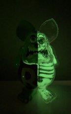 画像6: RAT FINK X-RAY FULL COLOR G.I.D MONSTER GREEN ver. (6)