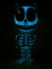 画像4: FELIX THE CAT X-RAY SB BLUE G.I.D. (4)
