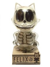 画像5: FELIX THE CAT X-RAY SB BLUE G.I.D. (5)