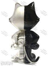 画像3: FELIX THE CAT X-RAY FULL COLOR BLACK (3)
