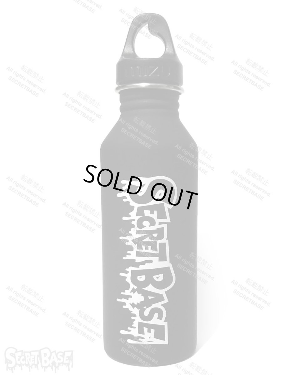 画像1: SECRETBASE x MIZU M5 Stainless Bottle (530ml) (1)