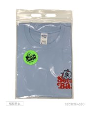 画像3: VERDY DESIGN SECRETBASE ORIGINAL LOGO T-SHIRTS RIGHT BLUE (3)