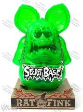 画像7: Rat Fink X-Ray Neon Green (7)