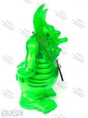 画像3: Rat Fink X-Ray Neon Green (3)