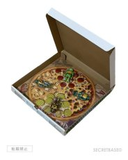 画像1: Teenage Mutant Ninja Turtles ReAction - Pizza Box 4-Pack (SDCC 2019) (1)