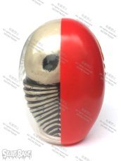 画像4: DARUMA SKULL X-RAY FULL COLOR RED (4)