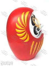 画像5: DARUMA SKULL X-RAY FULL COLOR RED (5)