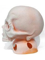 画像3: ペイント用 1/1 SKULL HEAD (3)