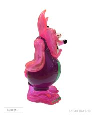 画像4: RAT FINK FULL COLOR CLEAR PINK ver. (4)