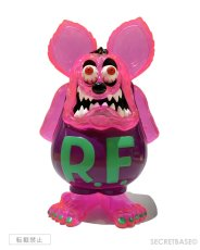 画像1: RAT FINK FULL COLOR CLEAR PINK ver. (1)