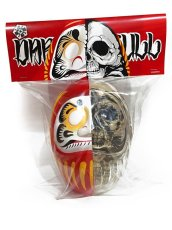 画像6: DARUMA SKULL X-RAY FULL COLOR RED (6)