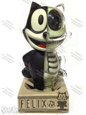 画像4: FELIX THE CAT X-RAY FULL COLOR VINTAGE ver. (4)