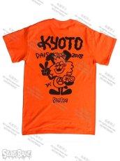 画像1: 京都大作戦2018 コラボT-shirt by VERDY Orange (1)